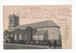 All  Saints  Church  Wandsworth        - Posted     1903 - Londen - Buitenwijken