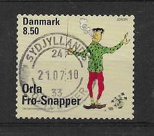 Dänemark 2010 Mi.Nr. 1597 Gestempelt - Danimarca