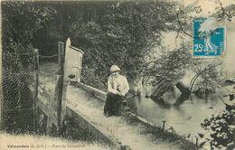 95 VALMONDOIS - Pont Du Sausseron - Valmondois