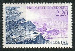 ANDORRE ( POSTE ) : Y&T N°  377  TIMBRE  NEUF  SANS  TRACE  DE  CHARNIERE , A  SAISIR .M 3 - Ungebraucht