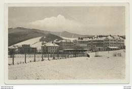 AK  Kaserne Freiwaldau Sudetenland 1938 - Caserme