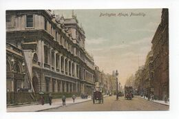 Burlington  House ,   Piccadilly                  - Posted     1907 - Autres
