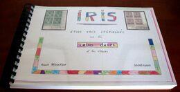 Type IRIS Catalogue Spécialisé étude Coins Datés Et Tirages - Francia