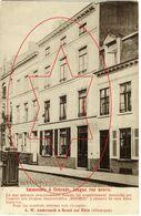 Immeuble A Ostende, Longue Rue Neuve (Nieuwelangestraat 1907). Villa's, Huizen, Gebouwen . Oostende - Ostende (DOOS 7) - Oostende