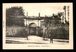 55 - BAR-LE-DUC - HOPITAL MIXTE 17 - EDITEUR BENOIST - Bar Le Duc
