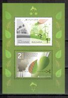 Bulgarien / Bulgaria / Bulgarie 2016 Block/souvernir Sheet EUROPA ** - 2016