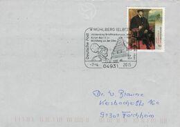 Kaiser Karl V. - 04931 Mühlberg An Der Elbe - Probstei 2015 - Persönlichkeiten