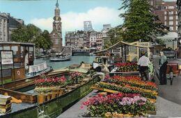 AMSTERDAM - Bloemenmarkt Singel - Amsterdam