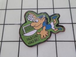 713k Pins Pin's / Rare & Belle Qualité THEME SPORTS / HANDBALL CLUB PALAISEAU - Pallamano