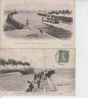 62 BOULOGNE SUR MER  -  LOT DE 10 CARTES  - - Boulogne Sur Mer