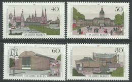 Germany Berlin 1987 Year , Mint Stamps MNH(**) Mi.# 772-775 - [5] Berlin