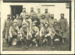 Carte Photo Militaires Musiciens 335 Eme Regiment - Fotos
