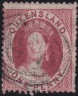 Queensland    .    SG        .    12  (2 Scans)      .         O      .       Cancelled .   /   .  Oblitéré - Gebraucht