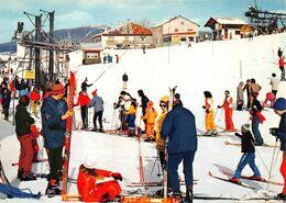 Prémanon Les Rousses Les Jouvencelles Ski Téléski Canton Morez - Frankreich