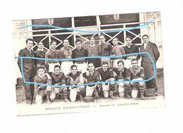 CP 76 ELBEUF Equipe  De RUGBY Stade Elbeuvien Saison 1933 - 34 - Sport - Elbeuf