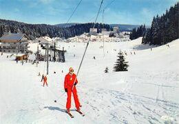 Prémanon Les Rousses La Darbella Ski Téléski Canton Morez - Frankreich