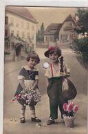 """Tonbild-Postkarte - Abspielbare Schallplatte Auf AK - """"Radetzky Marsch"""" - 1934             (200819) - Cartes Postales"""