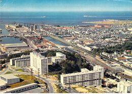 50 - Cherbourg - Vue Générale Du Port Et Des Nouvelles Constructions - Cherbourg