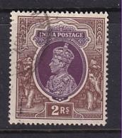 India: 1937/40   KGVI    SG260     2R     Used - 1936-47 Roi Georges VI