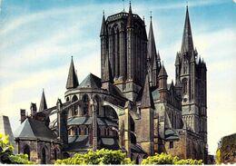 50 - Coutances - L'Abside De La Cathédrale Notre Dame (XIe Et XIIIe Siècles) - Coutances