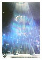 "Johnny Hallyday - Tour ""99""   - Carte Universal Music 1999 - Photo Angeli - Cantanti E Musicisti"