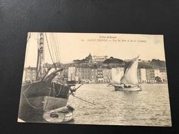 39 - SAINT TROPEZ Vue Du Port Et De La Citadelle - Saint-Tropez