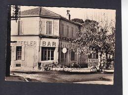 Peu Courante MARSEILLE BONNEVEINE Chanteclerc Chantecler Bar ( Deux Roues Mobylette Solex Velosolex  Velo ) - Otros