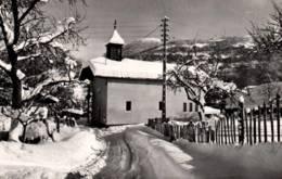 CPSM - St GERVAIS-les-BAINS - CHAPELLE De CUPELIN - Edition D.Saule - Saint-Gervais-les-Bains