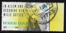2020  200. Geburtstag Von Katharina Kasper - [7] Federal Republic