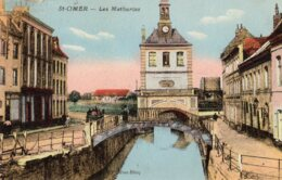 CPA  62   ST-OMER---LES MATHURINS - Saint Omer