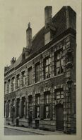 Tournai // Rue Massenet - Maisons Style Español 19?? - Tournai