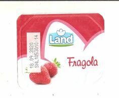 LAND FRAGOLA YOGURT  FRUIT COPERCHIETTO - Altri
