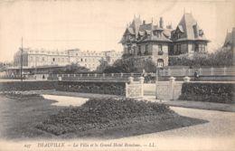 14-DEAUVILLE-N°2224-E/0165 - Deauville