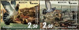 Bosnia & Herzegovina - Sarajevo - 2020 - Europa CEPT - Ancient Postal Routes - Mint Stamp Set - Bosnien-Herzegowina