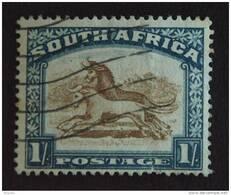 Zuid Afrika South Africa Afrique Du Sud RSA 1930-1936 Gnous Yv 44 O - Zonder Classificatie