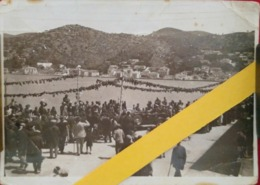 GREECE , ITHACA 1930's The Visit Of King George B ,  To The Island . - Places