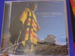 Ailleurs Land - Florent PAGNY / CD Neuf ,11 Titres - 2003 . - Musique & Instruments