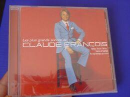 Les Plus Grands Succès De CLAUDE FRANÇOIS / CD Neuf ,15 Titres - 2001 . - Compilations