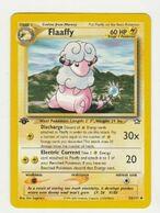 34-111 Pokemon Nintendo Gamefreak Flaaffy 1995-2000 - Pokemon