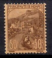 Monaco YT N° 31 Neuf *. TB. A Saisir! - Monaco