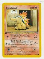 57-111 Pokemon Nintendo Gamefreak Cyndaquil 1995-2000 - Pokemon