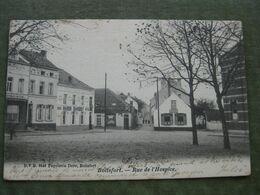 BOITSFORT - RUE DE L'HOSPICE 1903 ( DVD ) - Belgium