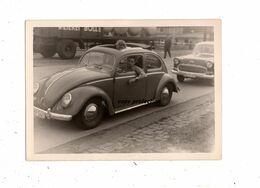 VW Käfer, Foto, 10,7 X 7,7 Cm, Auto, Automobil - Automobili