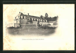 CPA Aunay-en-Bazois, Chateau Du Coudray - Unclassified