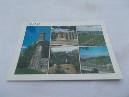 BLAYE ( 33 Gironde )  LA CITADELLE  MULTIVUES - Blaye