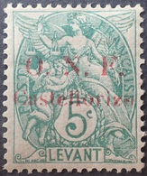 DF40266/2250 - 1920 - COLONIES FR. - CASTELLORIZO - O.N.F. (Occupation Navale Française) - N°17 NEUF* - Neufs