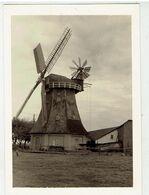 HITTFELD - Niedersachsen - Seevetal - Kreis Harburg - Mühle - Molen - Moulin - +/- 1951 - Foto 10,5 X 7,5 Cm - Seevetal