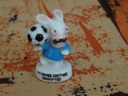 Lapins Crétins Font Du Sport 2012 - Personnages