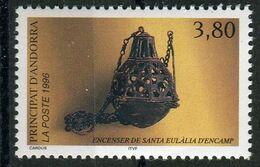 ANDORRE ( POSTE ) : Y&T N°  475  TIMBRE  NEUF  SANS  TRACE  DE  CHARNIERE , A  SAISIR .M 3 - Neufs