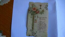 Images Pieuses Avec Fleurs Et Calices - Religion &  Esoterik